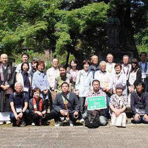 親鸞聖人ゆかりの地参拝ツアー(6月16日 in 日野誕生院)開催報告