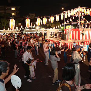【7月27、28日開催】第34回本願寺納涼盆踊りのご案内